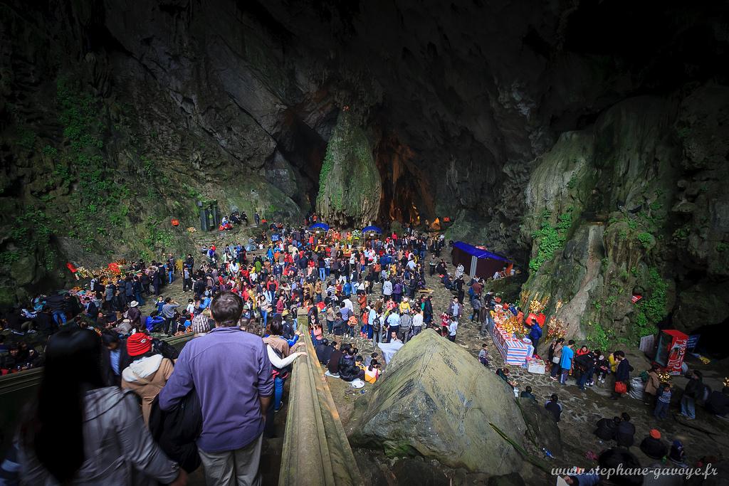 Grotte Hương Tích