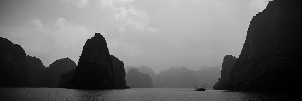 Baie d'Ha Long - Viêt Nam