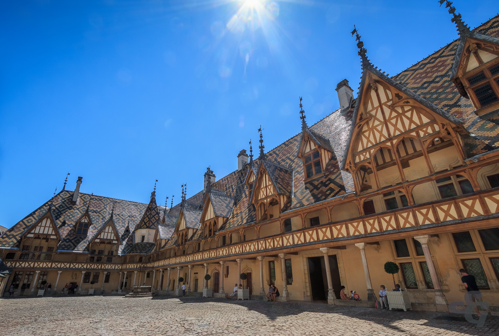 Hospices de Beaune - Bourgogne